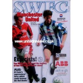 Sheffield Wednesday<br>07/03/98