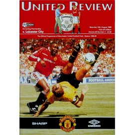 Leicester City<br>15/08/98