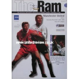 Derby County<br>20/11/99
