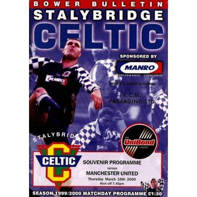 Stalybridge Celtic<br>16/03/00