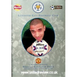 Leicester City<br>18/03/00