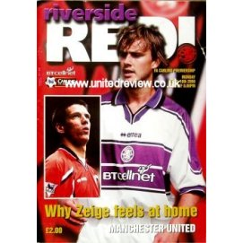 Middlesbrough<br>10/04/00