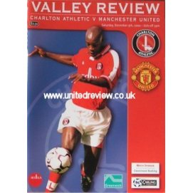 Charlton Athletic<br>09/12/00