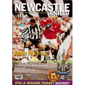 Newcastle United<br>30/12/00