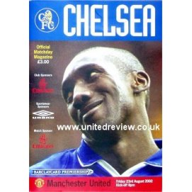 Chelsea<br>23/08/02