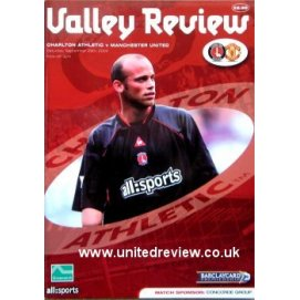Charlton Athletic<br>28/09/02