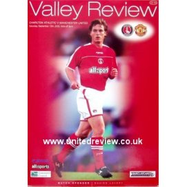 Charlton Athletic<br>13/09/03