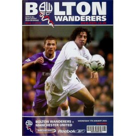 Bolton Wanderers<br>07/01/04