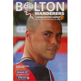 Bolton Wanderers<br>11/09/04