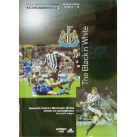 Newcastle United<br>14/11/04