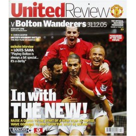 Bolton Wanderers<br>31/12/05