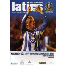 Wigan Athletic<br>06/03/06