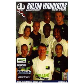 Bolton Wanderers<br>28/10/06