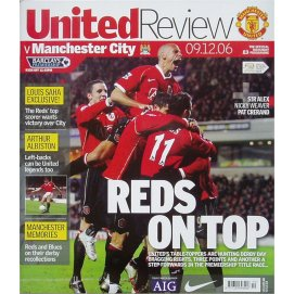 Manchester City<br>09/12/06