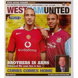 West Ham United<br>17/12/06