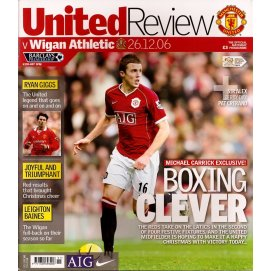 Wigan Athletic<br>26/12/06