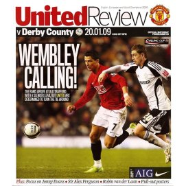 Derby County<br>20/01/09