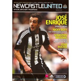 Newcastle United<br>04/03/09