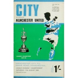 Manchester City<br>17/08/68