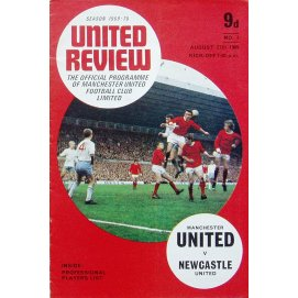 Newcastle United<br>27/08/69