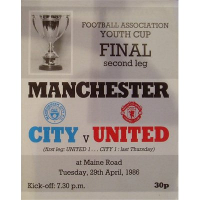 Manchester City<br>29/04/86