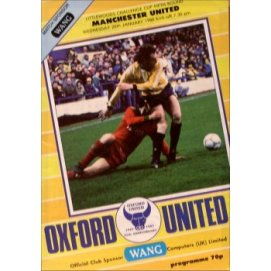 Oxford United<br>20/01/88
