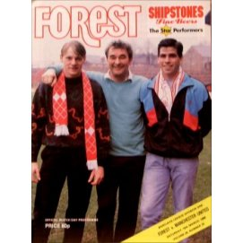 Nottingham Forest<br>19/03/88