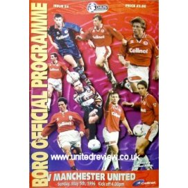 Middlesbrough<br>05/05/96