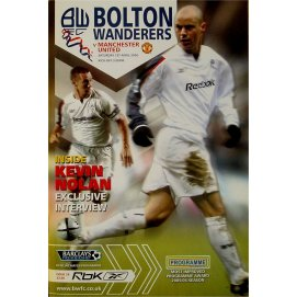 Bolton Wanderers<br>01/04/06